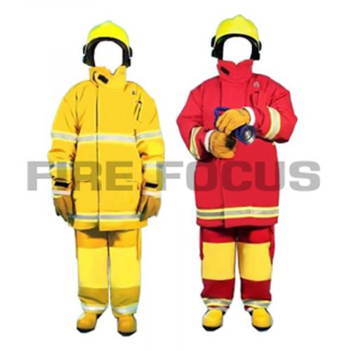 ชุดดับเพลิงมาตรฐาน NFPA  ครบชุด รุ่น Engle II ยี่ห้อ BSP