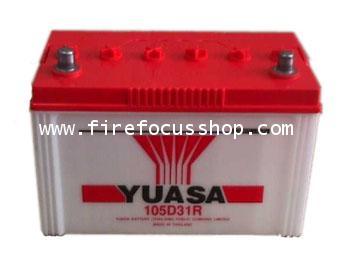 Battery รุ่น Conventurena 12V , 80A ยี่ห้อ Yuasa