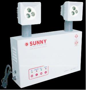 ชนิดหลอด LED 6W ,12V-7AH, 12 ชม. รุ่น NAU203DH12LED