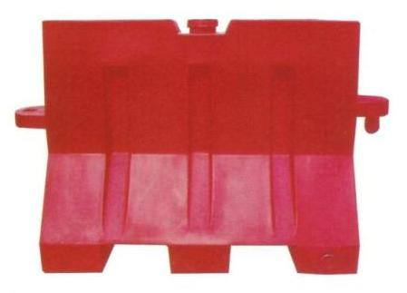 กำแพงน้ำพลาสติกขนาดเล็ก 50x100x80 cm.