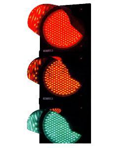 โคมไฟจราจร ชนิดหลอด LED (Traffic Light)