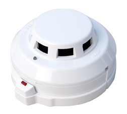 2-Wire Photoelectric Smoke Detector with Base รุ่น AIP-871 (AIP0627) ยีห้อ AIP มาตรฐาน UL