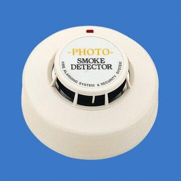 2-Wire Photoelectric Smoke Detector with Base รุ่น CL-180 ยีห้อ CL มาตรฐาน CE