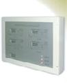 ตู้แผนผัง LED แสดงผลไฟร์อลารมหรือกราฟฟิคแอนนูซิเอเตอร์ขนาด 30 x 50 x 7.5 เซนติเมตร
