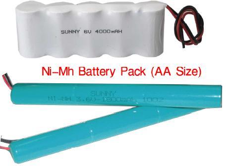 อะไหล่ไฟฉุกเฉินชนิดหลอด LED สำหรับ ยี่ห้อ Sunny