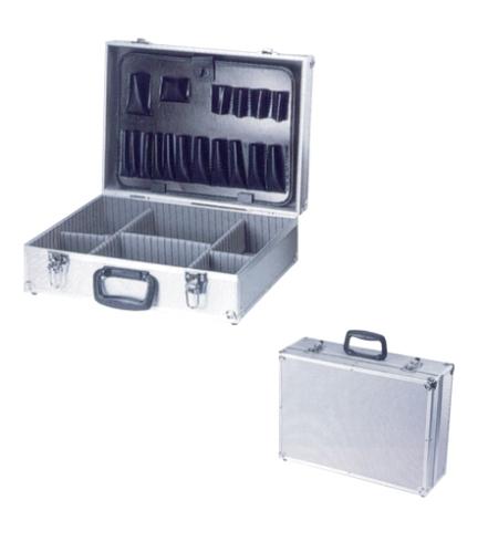 กระเป๋าเครื่องมือช่างไฟฟ้าอีเลคทรอนิคส์ ชนิดอลูมิเนียม รุ่น GTK-720 ยี่้ห้อ Goldsun