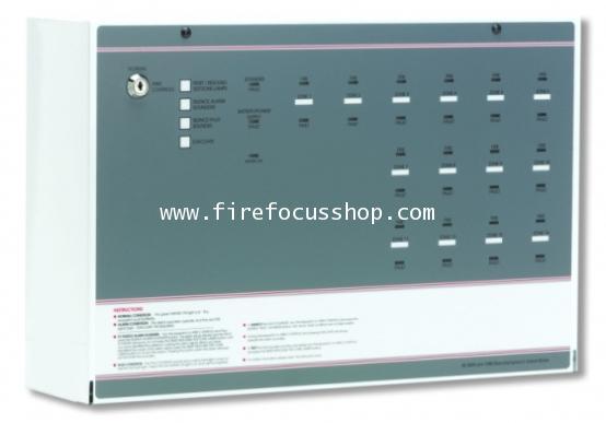 ตู้ควบคุมแจ้งเตือนเพลิงไหม้(Fire Alarm Control Panel) 10 Zone รุ่น WHA 0910 ยี่ห้อ Will ประเทศ UK