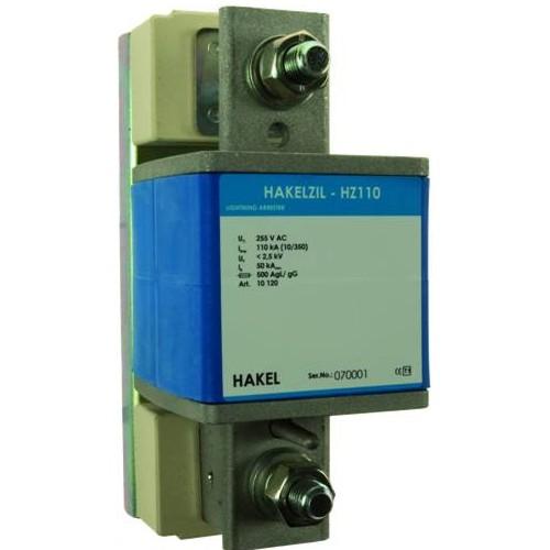 High-power lightning arrester 400V (Impulse Current = 110kA) รุ่น HZ110 ยี่ห้อ Hakel