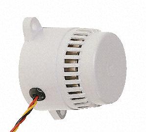 sounder,continuous/pulse tone,6-28Vdc,102dB,surface mount,white รุ่น AE35M-02 ยี่ห้อ Moflash