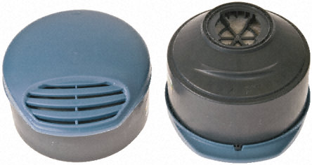 ไส้กรองป้องกันแก๊สและไอเหลวระเหย Scott รุ่น Pro2 A1B1E1K1-P3,EN14387,1 ยี่ห้อ Protector(ราคาต่อคู่)