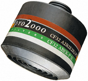 ตลับไส้กรองผงฝุ่น,ไอกรด,สารประกอบ Scott รุ่น Pro2000 ยี่ห้อ Protector