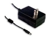 18W AC-DC Output Industrial Adaptor รุ่น GS18U48-P1J ยี่ห้อ Meanwell