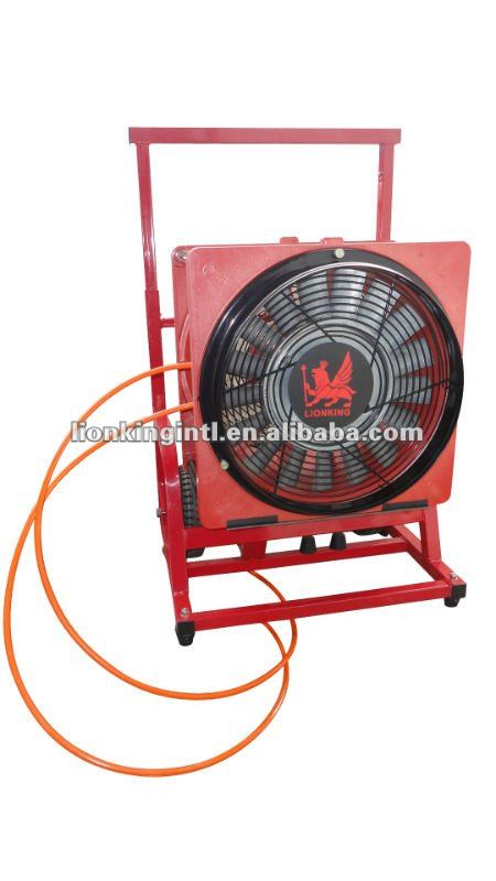 Water Powered and Air Motor Blowers รุ่น EFC120-A16 ยี่ห้อ Lion king