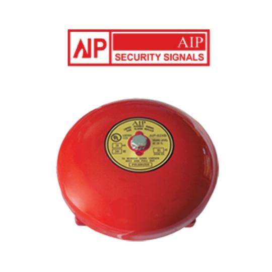 6-inch Alarm Bell  รุ่น AIP-624B ยี่ห้อ AIP มาตรฐาน UL