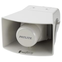 เสียงสัญญาณ Horn อีเลคทรอนิคส์แบบใช้ภายนอกอาคาร 105 dB. 32 เสียง 12/24VDC รุ่น EWHS ยี่ห้อ Patlite
