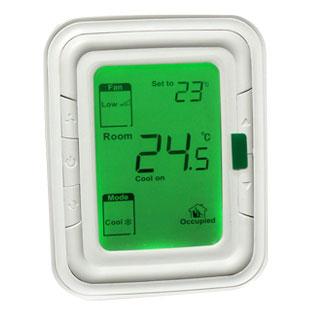 ควบคุมอุณหภูมิห้อง ON-OFF Digital Room Thermostats, 220 V. Model T6800A ยี่ห้อ Honeywell