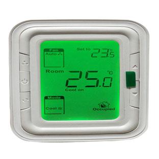 ควบคุมอุณหภูมิห้อง  Proportional  Digital Room Thermostat, Model T6865, 24VAC. 0-10V Honeywell