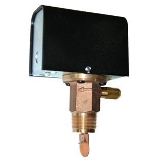 สวิทซ์ควบคุมการไหลของอากาศ Flow switch Air FS7-4 1 1/4 inch. NPT ยี่ห้อ MCDONNELL