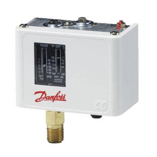 ควบคุมแรงดัน  KP-1 (Auto) low pressure type, regulating range 0.2-7.5 bar, differential 0.7- 4.0 bar