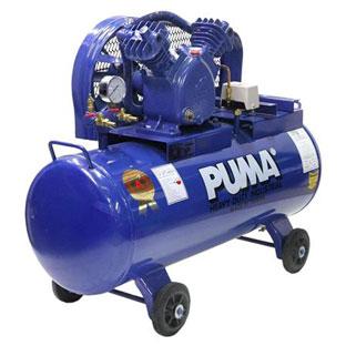 ปั๊มลม PUMA PP-2 Air Compressor 1/2 HP.650 RPM, displacement 119.61/min,capacity 64 litres, max pres
