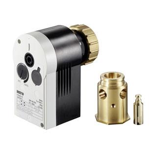 อุปกรณ์ควบคุมระบบลม ELECTROTHERMAL ACTUATOR Proportional NO.1158010 NO Spring 24VAC Motor 1.1/2-2inc