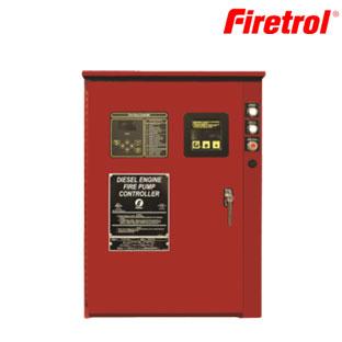 Diesel Engine Fire Pump Controller รุ่น FTA 1100 ยี่ห้อ FIRETROL