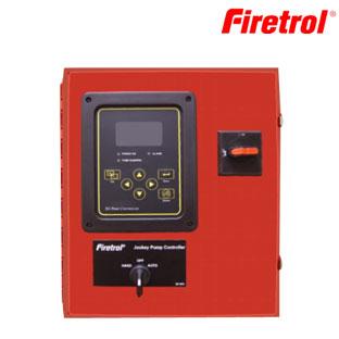 XG Jockey Pump Controller รุ่น FTA550E ยี่ห้อ FIRETROL