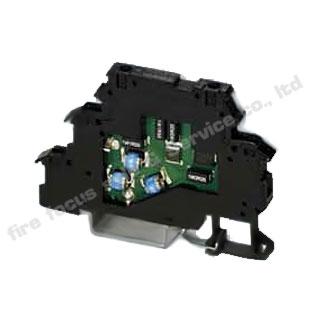 อุปกรณ์ป้องกันไฟกระโชก รุ่น TT-2-PE-24DC(2838186) ยี่ห้อ FHOENIX CONTACT