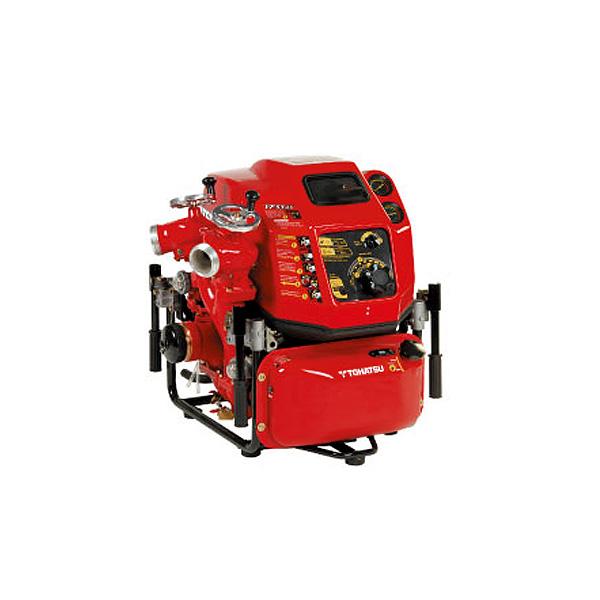 เครื่องสูบน้ำดับเพลิง เครื่องยนต์ 3 สูบ รุ่น VF53AS ยี่ห้อ TOHATSU