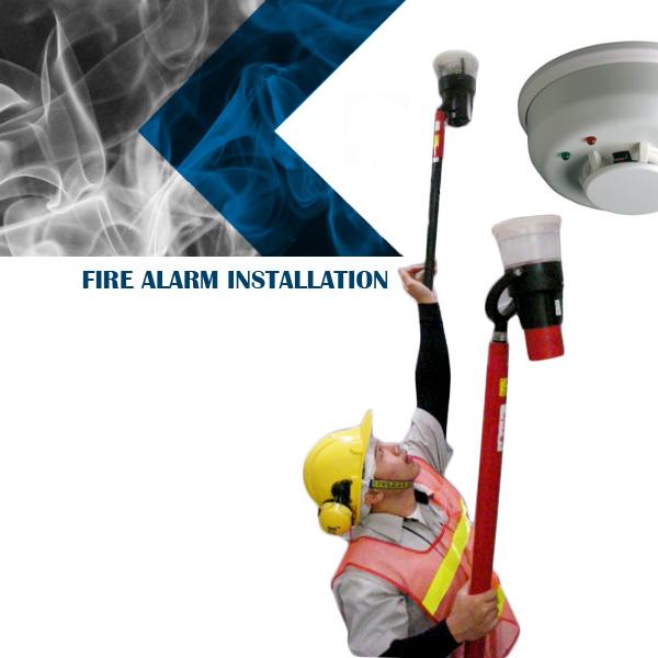 บริการตรวจเช็คและซ่อมแซมระบบไฟอลาม (Fire Alarm System)