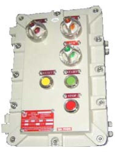 มอเตอร์สตาร์ทกันระเบิด รุ่น EMS ยี่ห้อ ฺBOSSTON