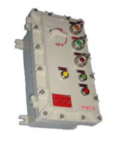 Combination Motor Staters and Enclosures (Direct-on-line) รุ่น ECS ยี่ห้อ BOSSTON