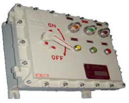 Combination Motor Staters and Enclosures (Star-Delta Motor) รุ่น ECS ยี่ห้อ BOSSTON