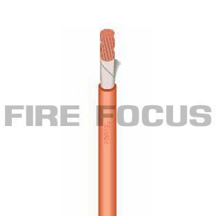 สายทนไฟ 450/750V 1Cx2.5 Sq.mm. สีแดง ยาว100 เมตร  รุ่น SR112 ยี่ห้อ Firecell มาตรฐาน BS