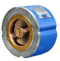 VALTEC CAST IRON Body SILENT CHECK VALVE 200 psi. Flange End ANSI150 model. SL-10330
