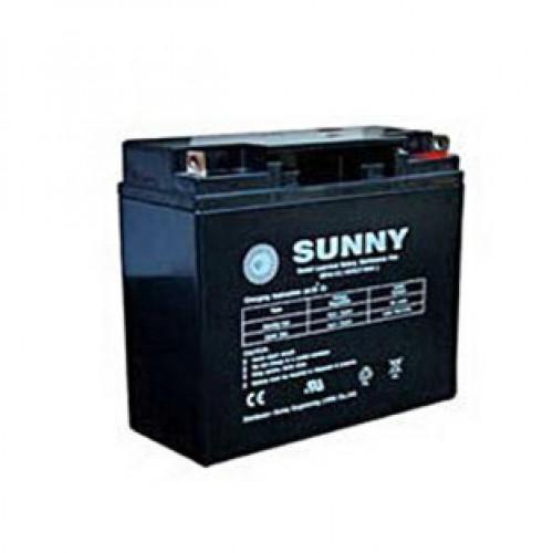 SUNNY แบตเตอรี่แห้งชนิดตะกั่วกรดขนาด 12V-5AH รุ่น SN4.5-12