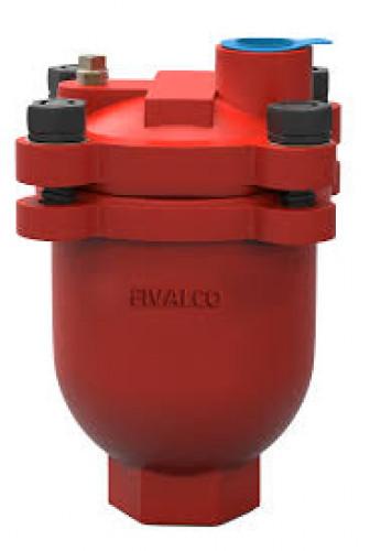 เเอร์เวนต์ระบายอากาศท่อดับเพลิง Diameter ท่อเข้า 3/4 นิ้ว รุ่น 9702 ยี่ห้อ FIVALCO มาตฐาน