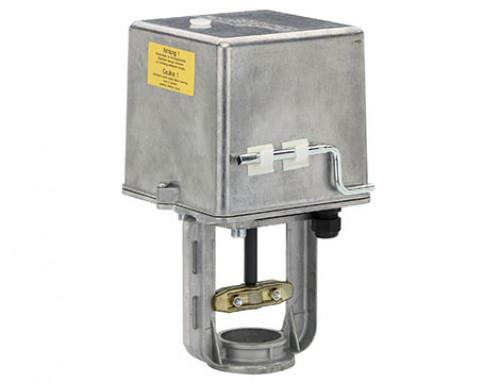 JOHNSON CONTROL Electric Valve Actuator Proportional Extends-Retracts 24VAC model.RA3041-7326