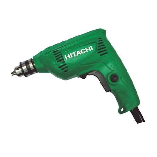 HITACHI สว่านไฟฟ้า หัวจับดอก 0.5-6.5 mm. กำลังไฟเข้า 240 W. รุ่น D6VA
