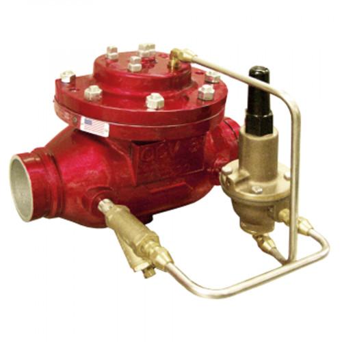 OCV Pressure Reducing Control Valve Flange End Class300 Model. G01C129FCF15100  4 Inch.