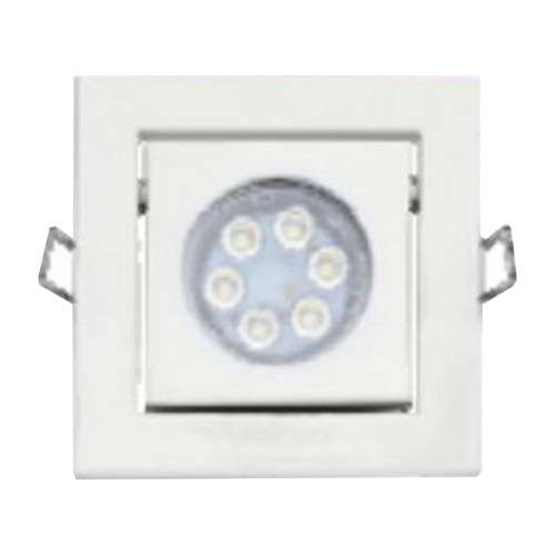 SUNNY Down Light LED MR16 1x9 w. Battery 24V. Model. DL-S 24-109LED