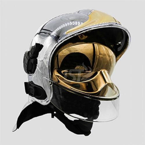 หมวกดับเพลิง S1FH มาตรฐาน EN443:2008 ยี่ห้อ IST