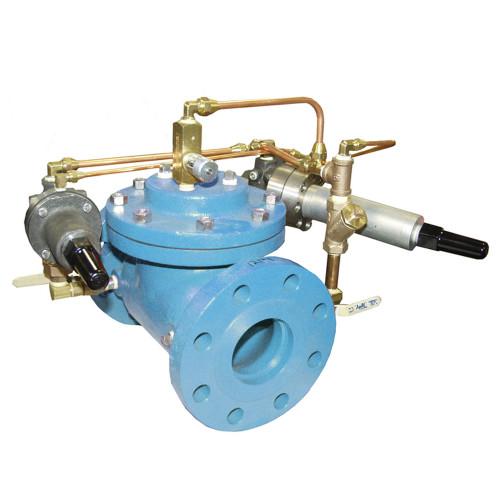 OCV Hydraulic Surge Anticipation Valve Flange End Class150 Model. G01A108SA-3F15150-765  6 Inch.R