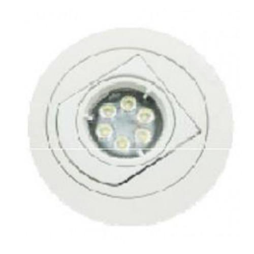 SUNNY Down Light LED MR16 1x9 w. Battery 24V. Model. DLJ151 24-109LED