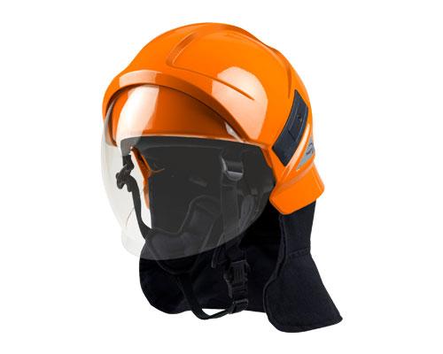 หมวกดับเพลิง  Magma มาตรฐาน EN443:2008 ยี่ห้อ IST