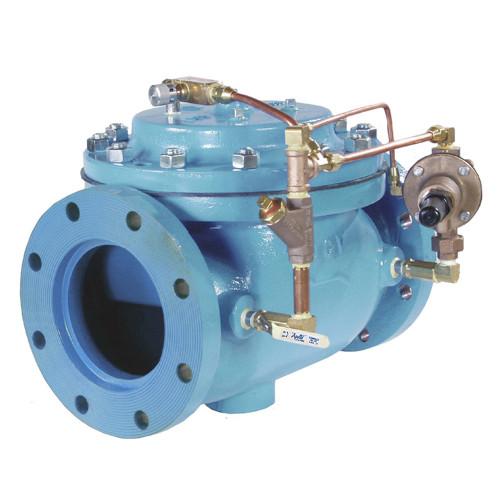 OCV Pressure Relief Valve Flange End Class 150 Model. G01A108-2F15065  2-1/2 Inch.