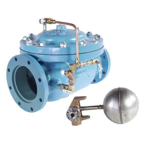 OCV Modulating Float Control Valve Flange End Class150 Model. G01A8101F15150-765  6 Inch.R