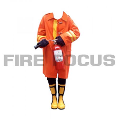 ชุดดับเพลิง แบบชุดคลุมรุ่น FSL-02