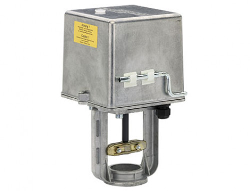 JOHNSON CONTROL Electric Valve Actuator On-Off Extends-Retracts 24VAC model.RA3000-7326