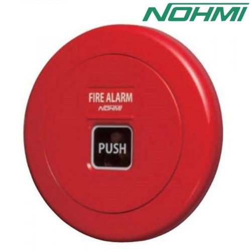 อุปกรณ์แจ้งเหตุด้วยมือแบบกด Pull Button Station ติดฝัง พร้อมแจ็คโทรศัพท์ รุ่น FMRN102-U ยี่ห้อ NOHMI